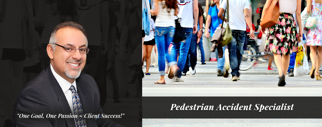 Pedestrian Accident Trial Lawyer