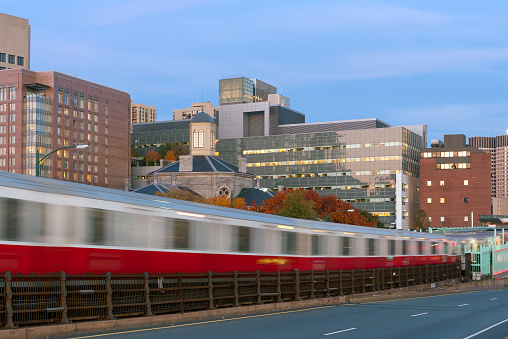 Runaway Train Causes Embarrassment for Boston Officials