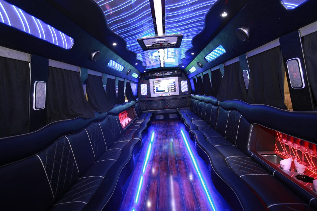 Party Buses Can Be Dangerous: Learn About the Most Common Causes of Accidents on Party Buses